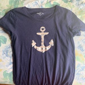 J crew anchor shirt